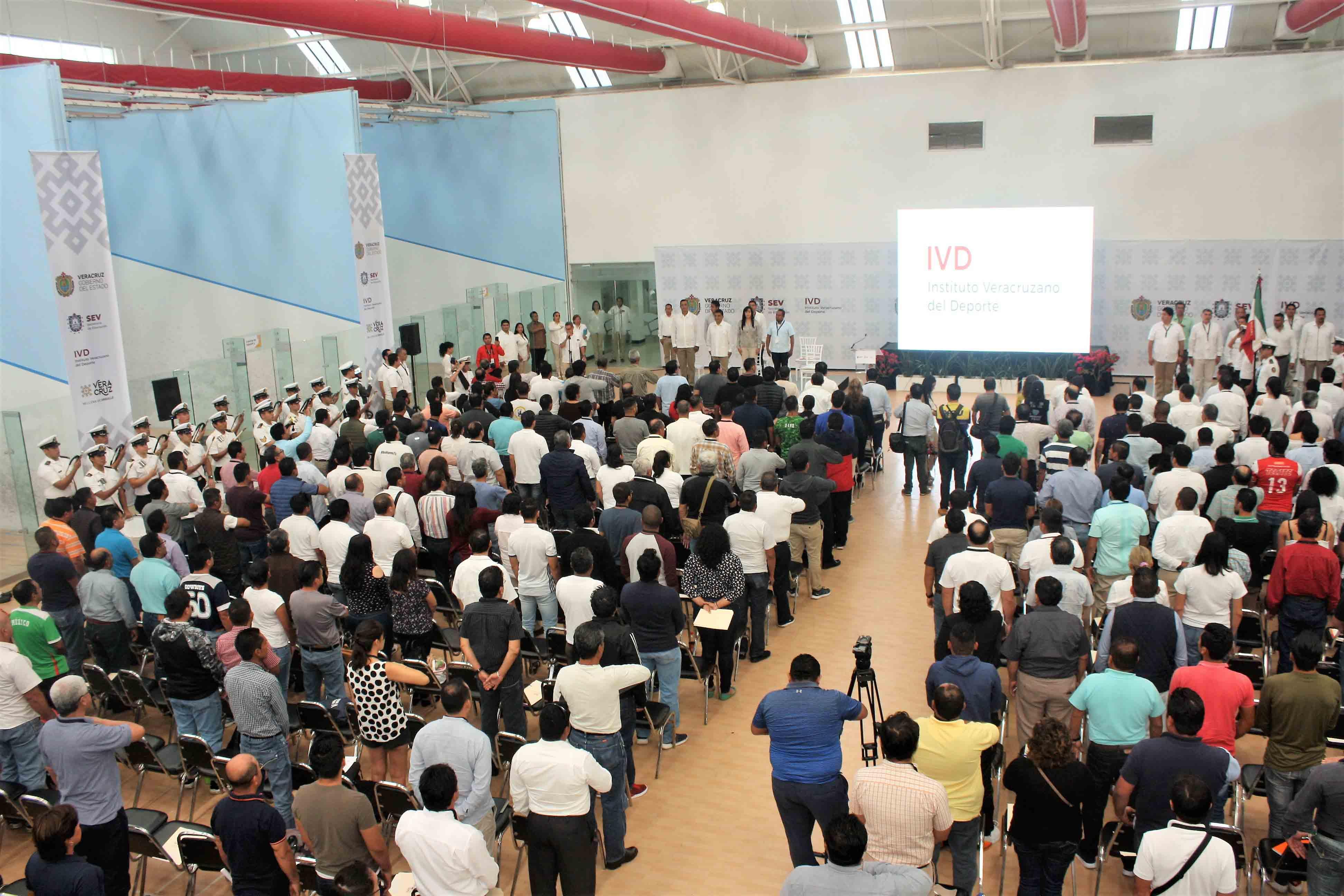 convencion inauguracion  d